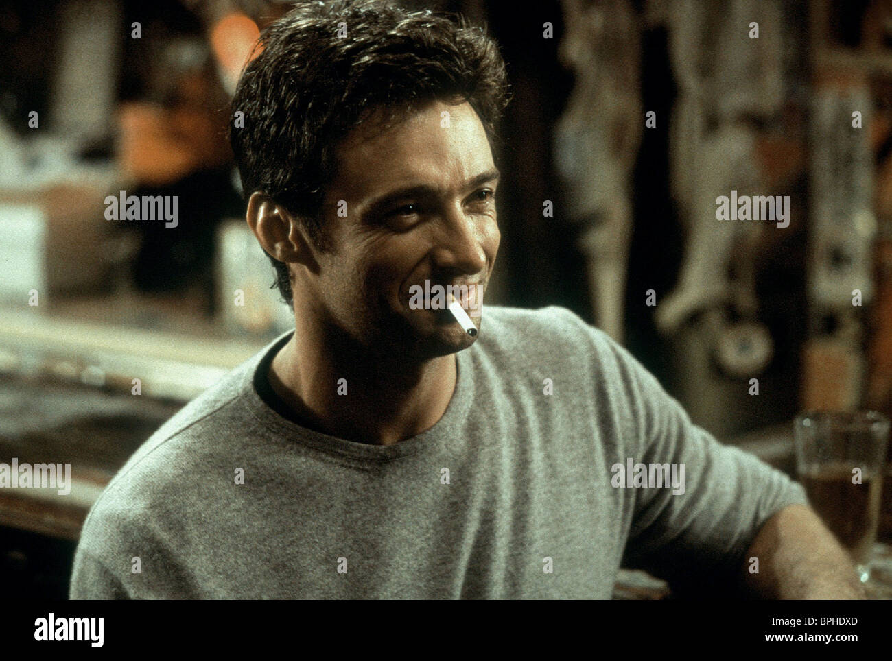 HUGH JACKMAN ANIMAL ATTRACTION : SOMEONE LIKE YOU... (2001) - Stock Image