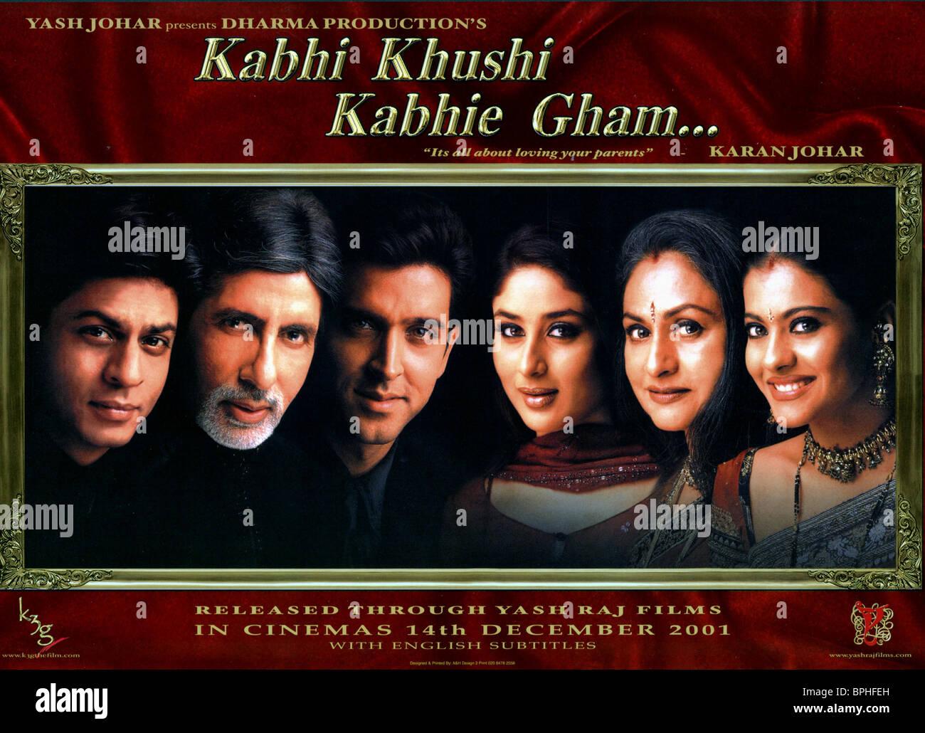 kabhi khushi kabhie gham full movie free download hd 1080p