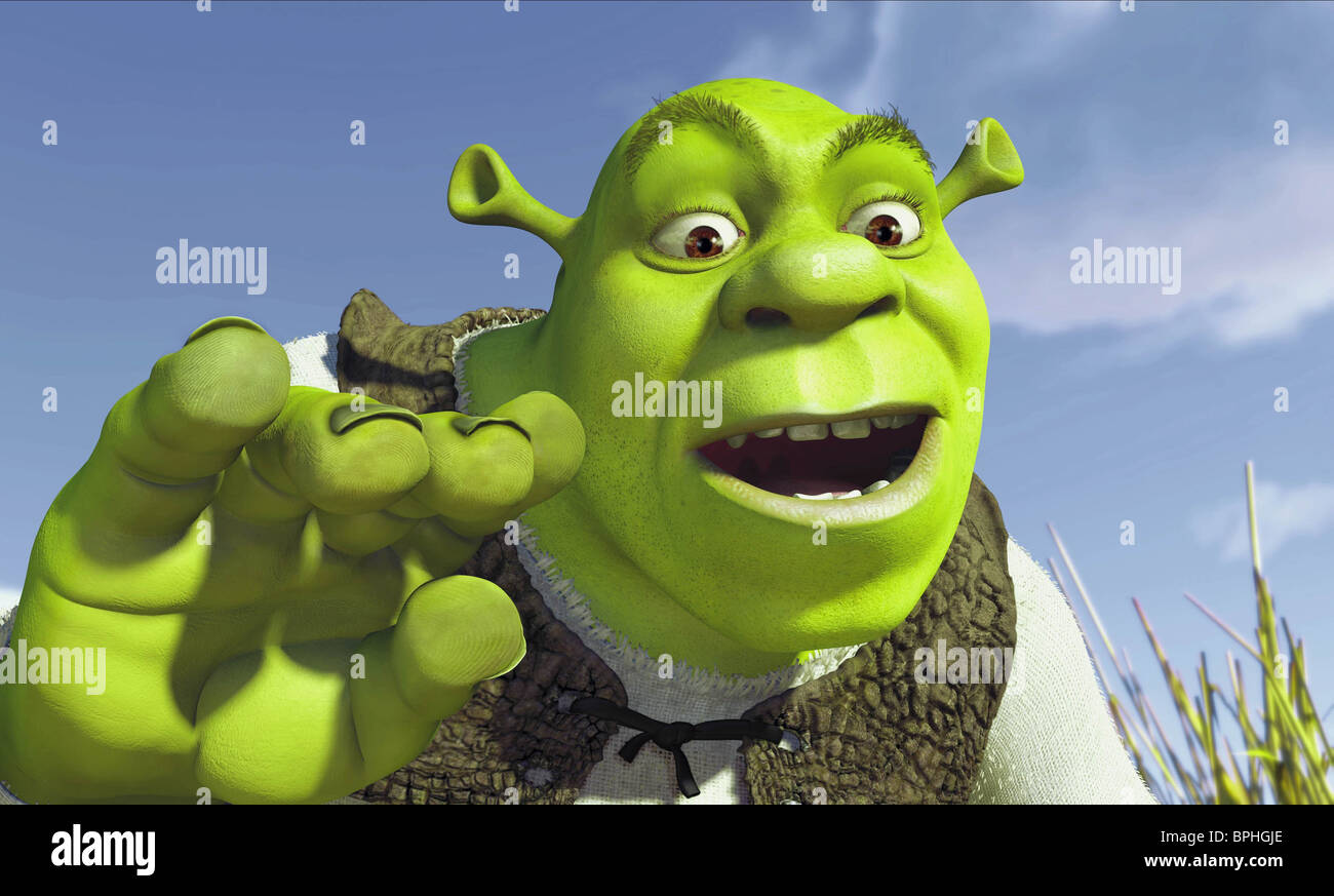 Shrek High Resolution Stock Photography And Images Alamy