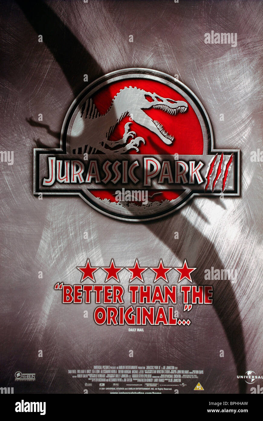 jurassic park 2001 full movie download