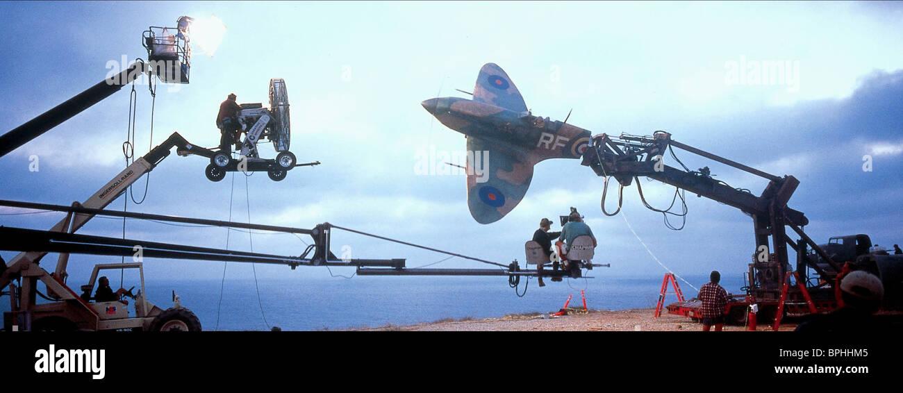 Film Set Pearl Harbour Pearl Harbor 2001 Stock Photo Alamy
