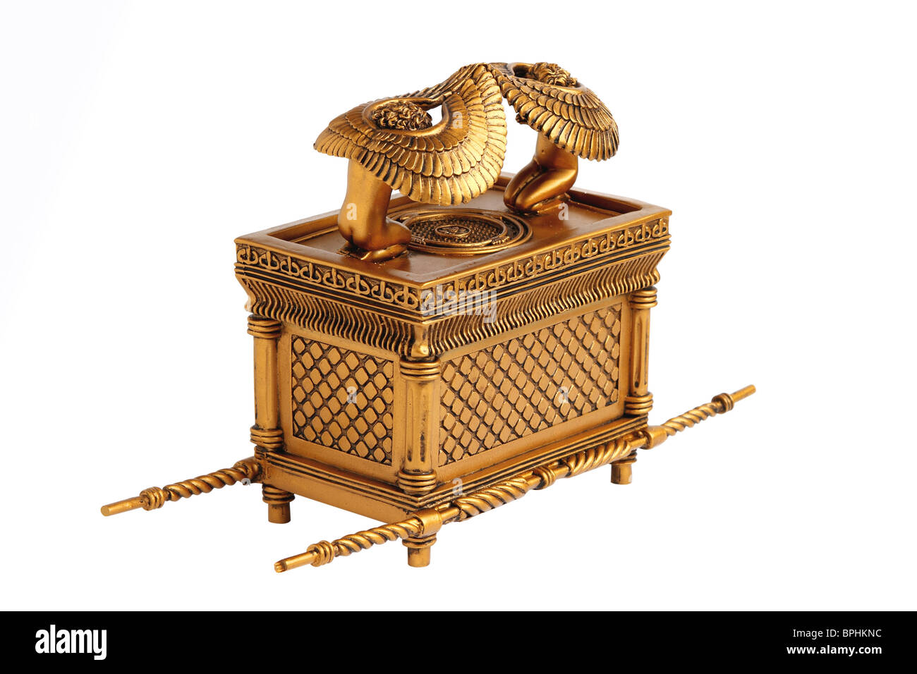 Ark of the Covenant - Stock Image