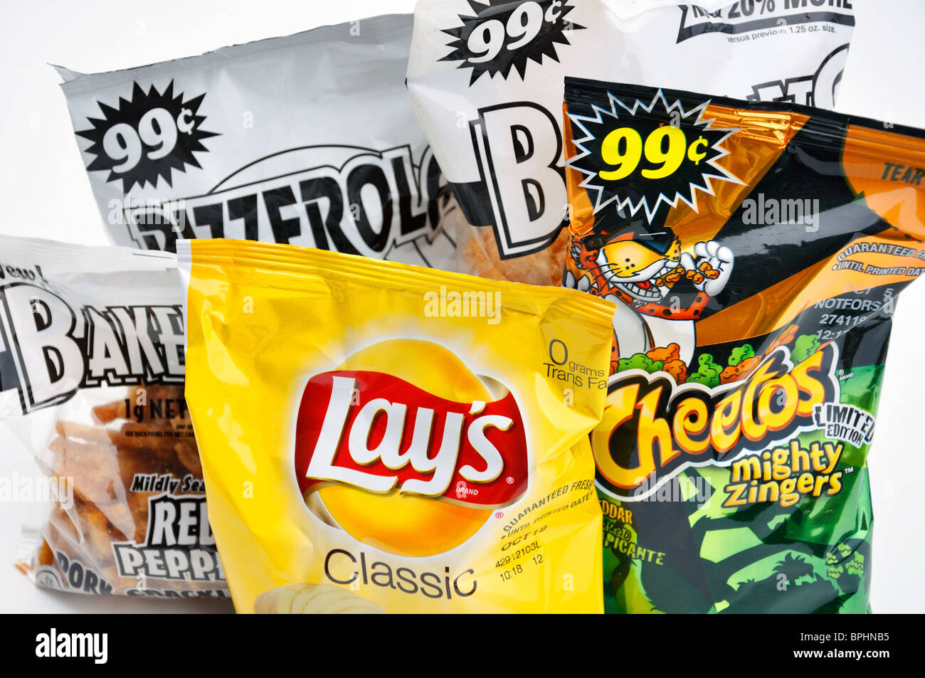 Bad Snacks Stock Photos Bad Snacks Stock Images Alamy