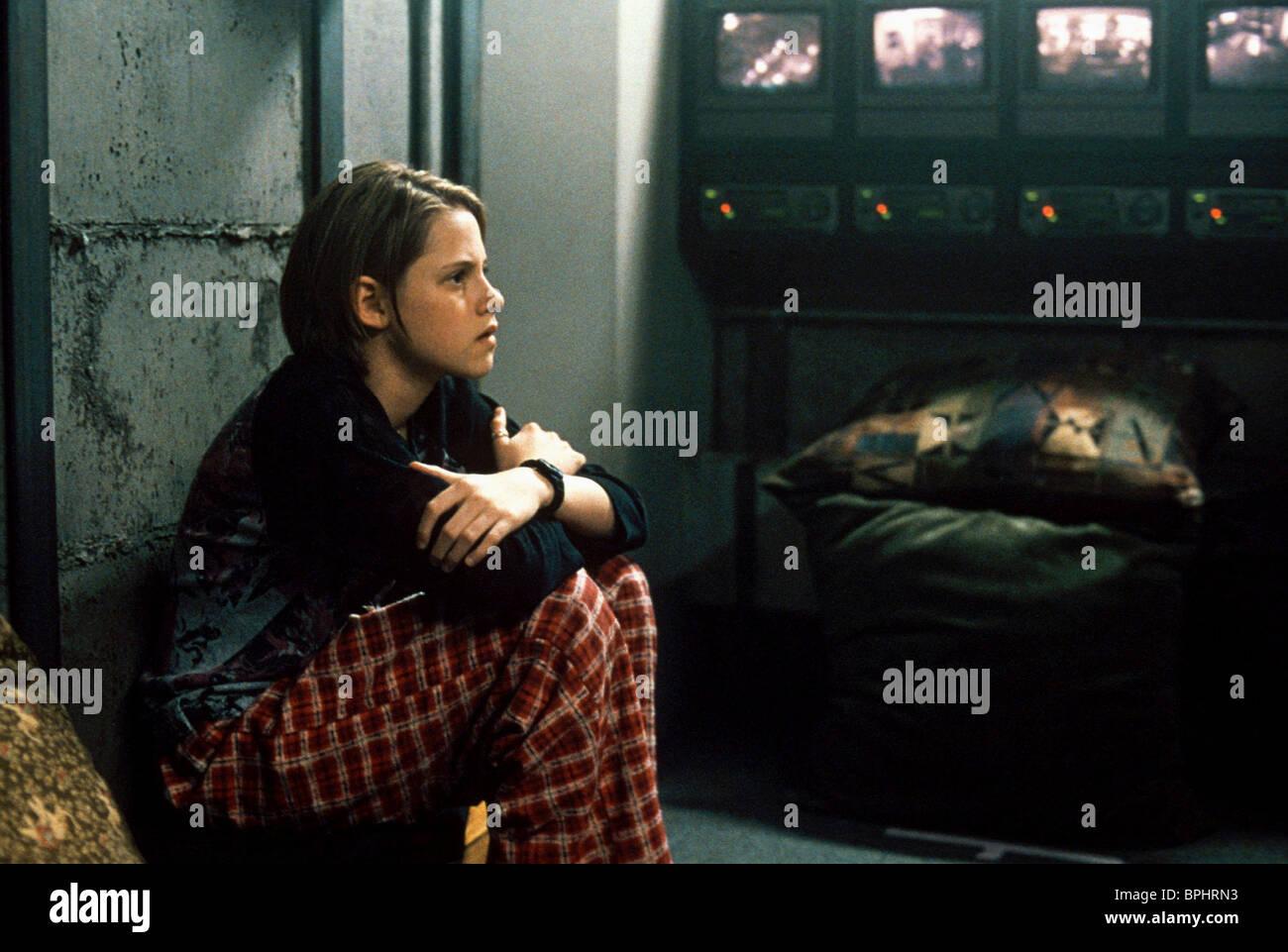 Kristen Stewart Panic Room 2002 Stock Photo Alamy