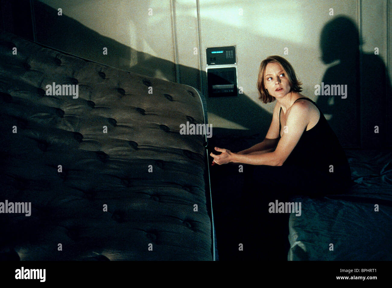 Jodie Foster Panic Room 2002 Stock Photo Alamy