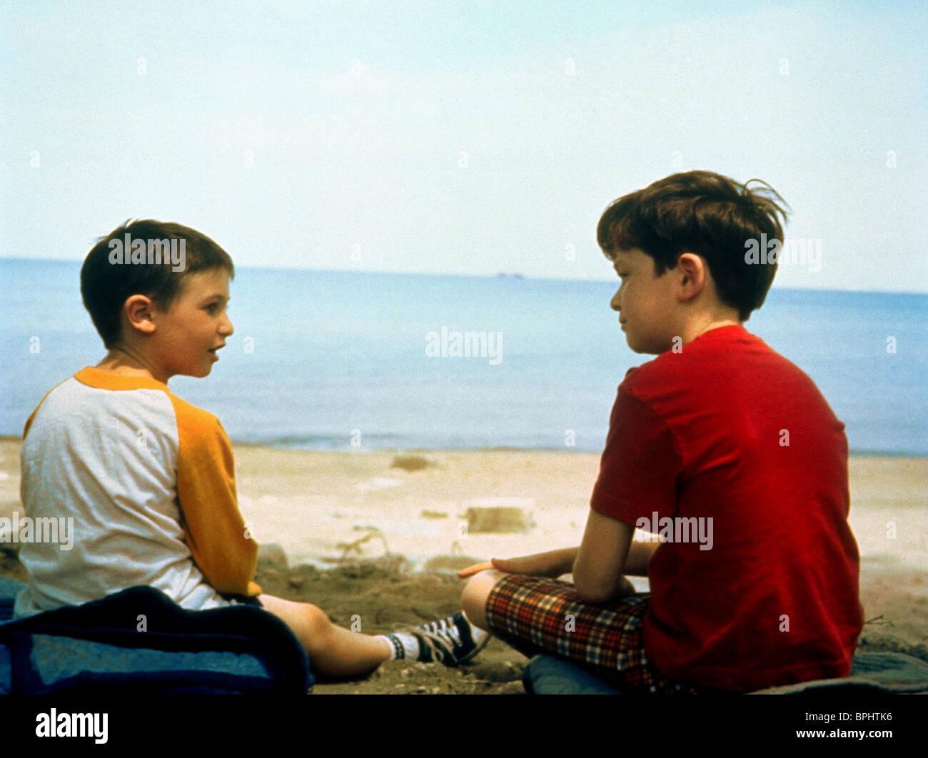 MIKE WEINBERG & ADI STEIN STOLEN SUMMER (2002) Stock Photo