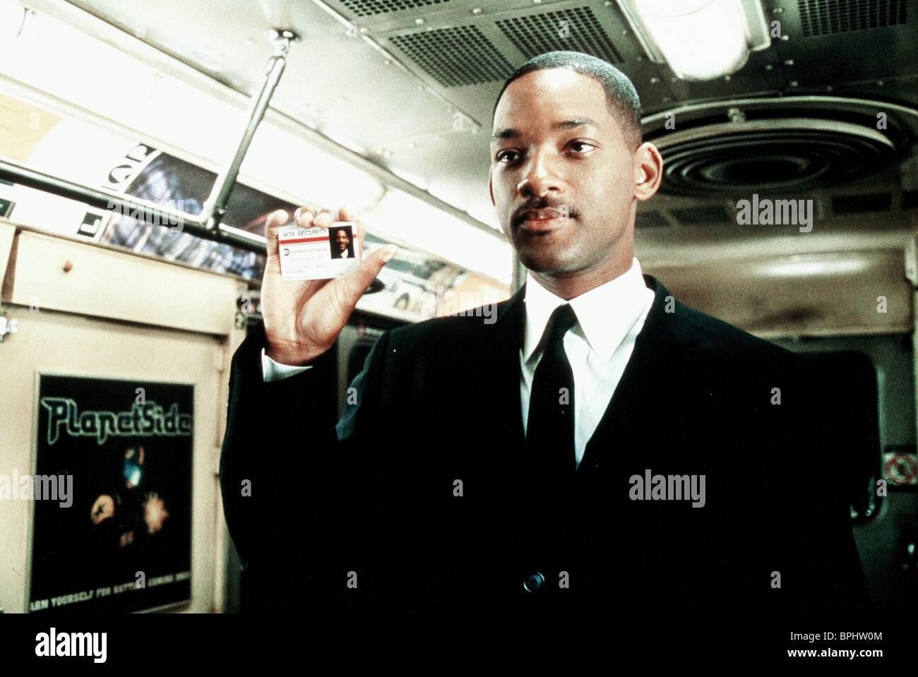 Will Smith Men In Black Ii Mib 2 2002 Stock Photo