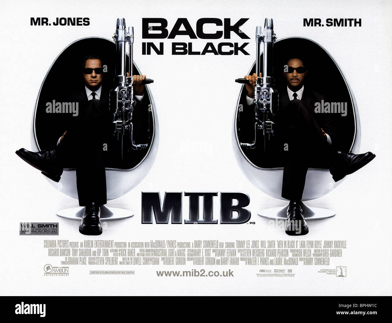 Michael Jackson's cameos in Men In Black II