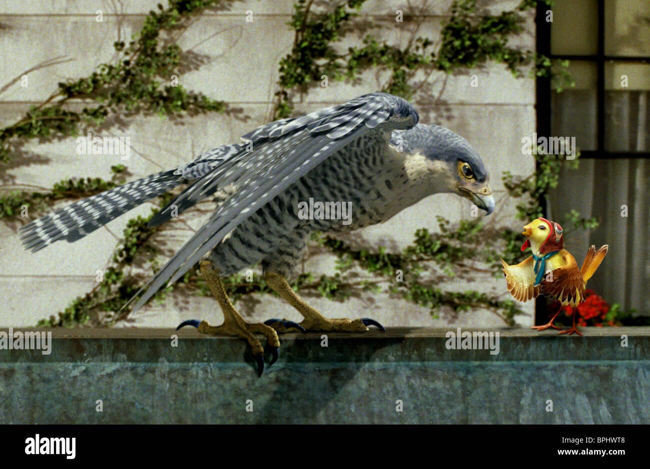 Falcon Margalo Stuart Little 2 2002 Stock Photo Alamy