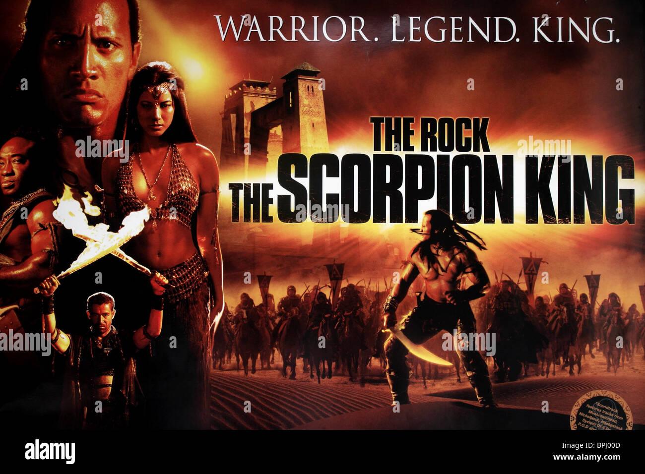 The Scorpion King Movies