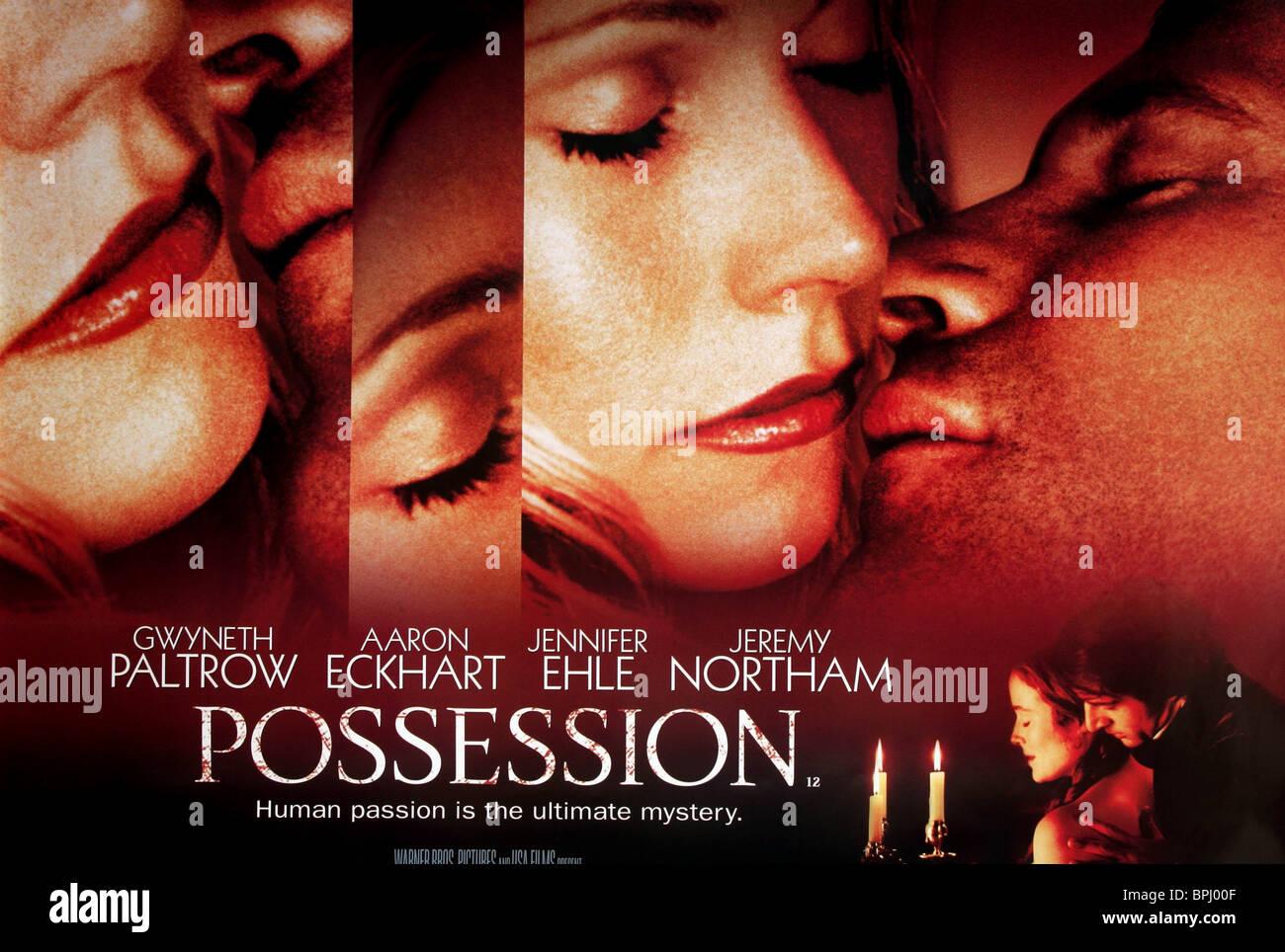 FILM POSTER POSSESSION (2002) - Stock Image
