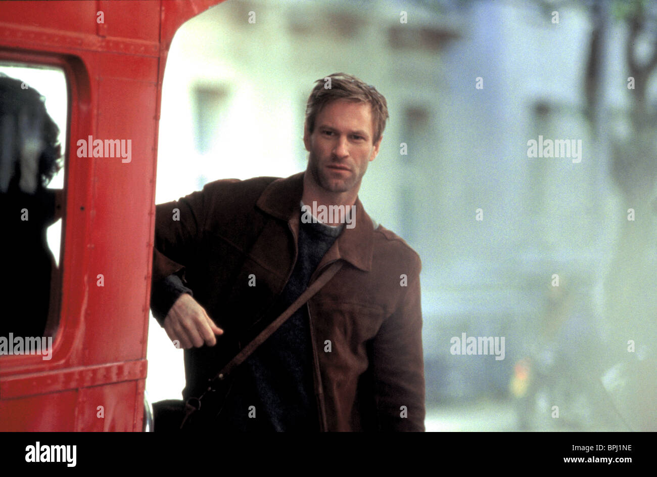 AARON ECKHART POSSESSION (2002) - Stock Image