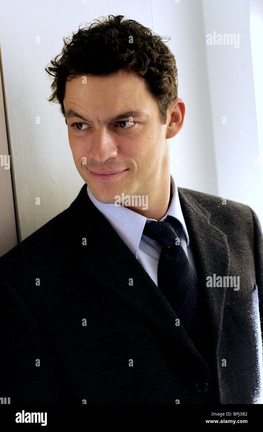 dominic west height