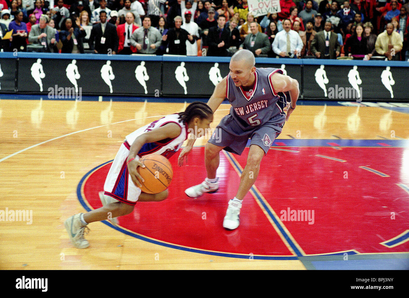 lil bow wow jason kidd like mike 2002 stock photo 31130903 alamy