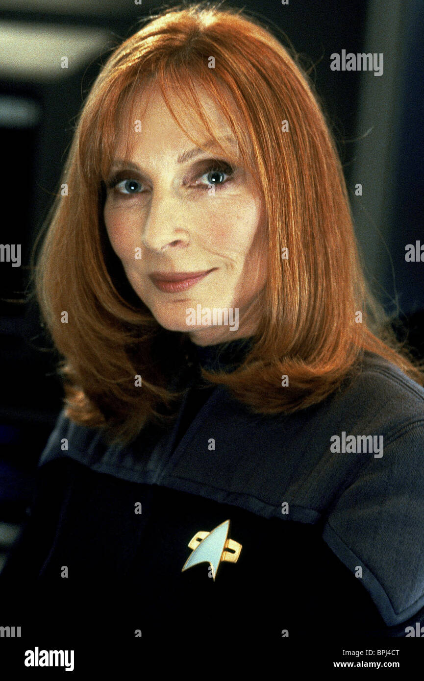 Watch Gates McFadden video
