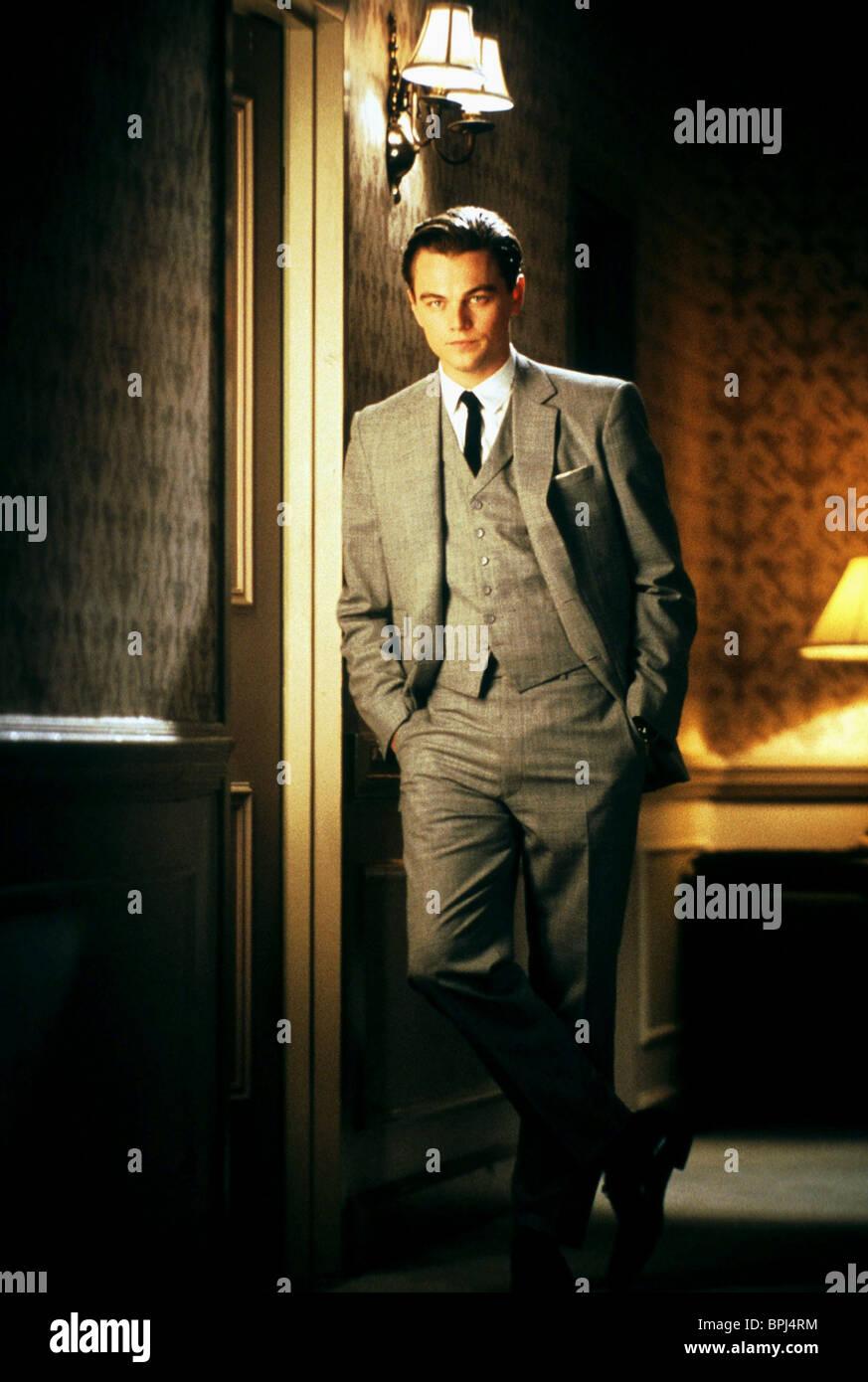 Leonardo Dicaprio Catch Me If You Can 2002 Stock Photo Alamy
