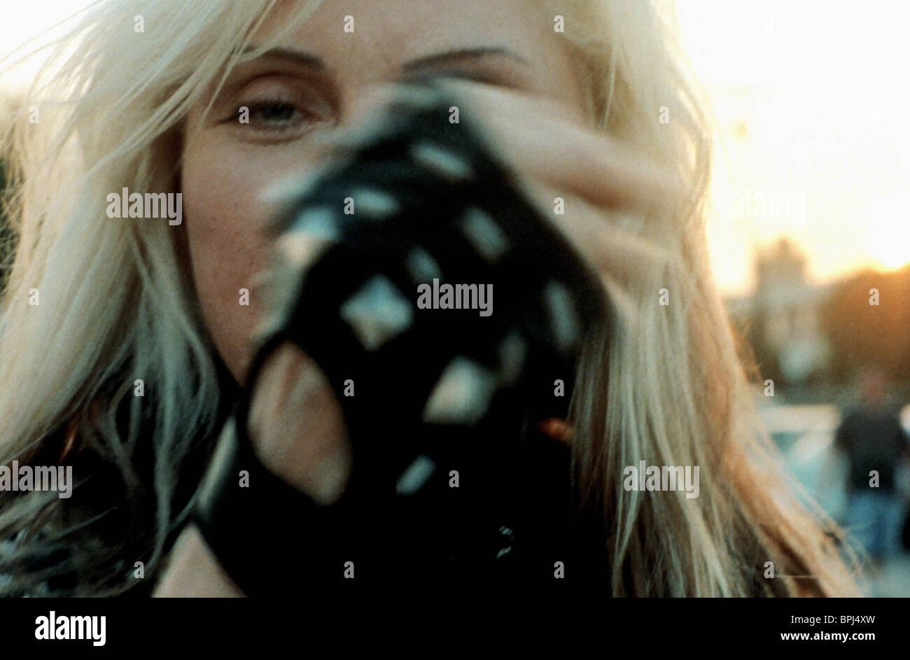 DEBBIE HARRY SPUN (2002) - Stock Image