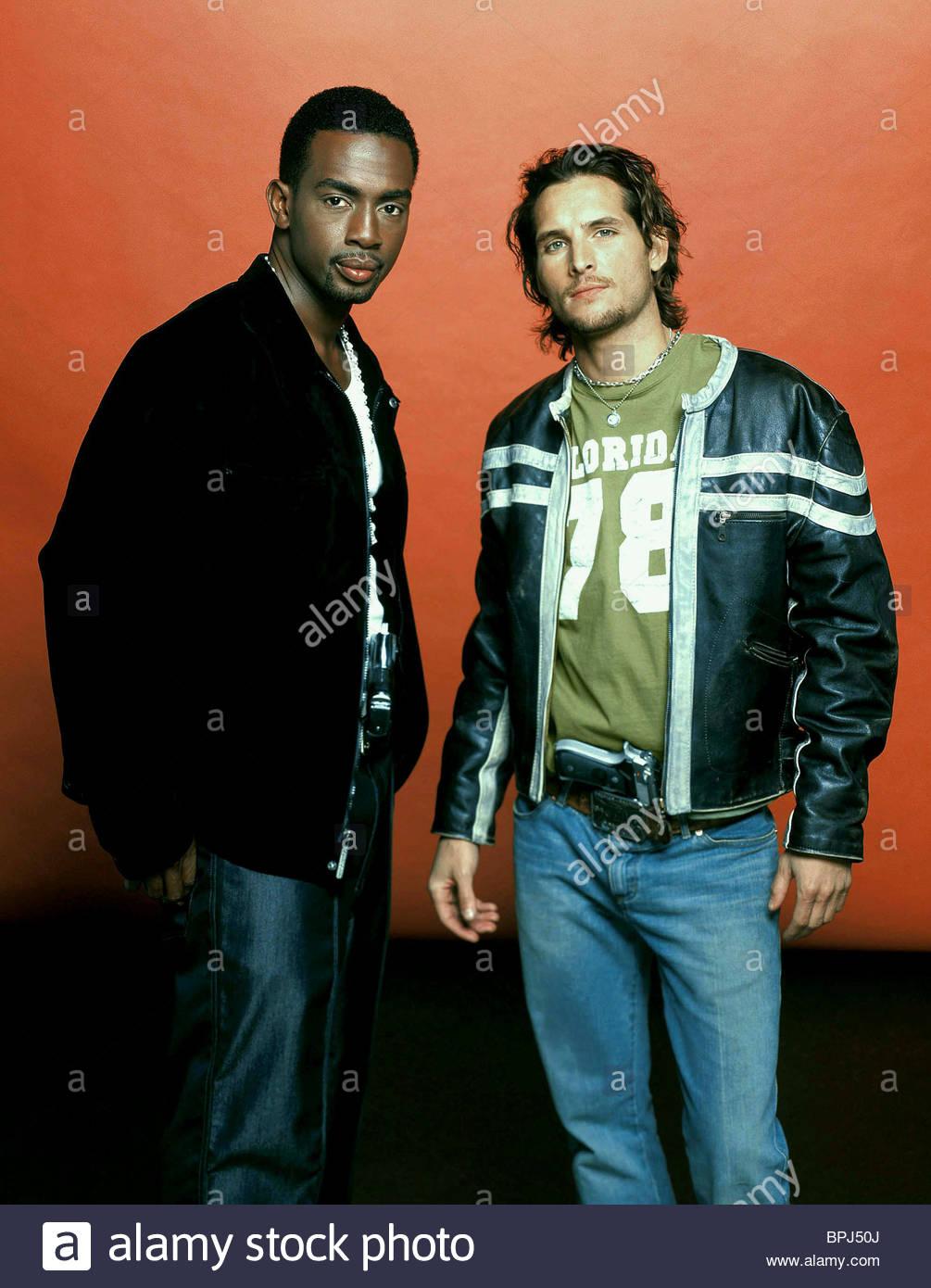 BILL BELLAMY & PETER FACINELLI FASTLANE (2002 Stock Photo: 31131874 ...