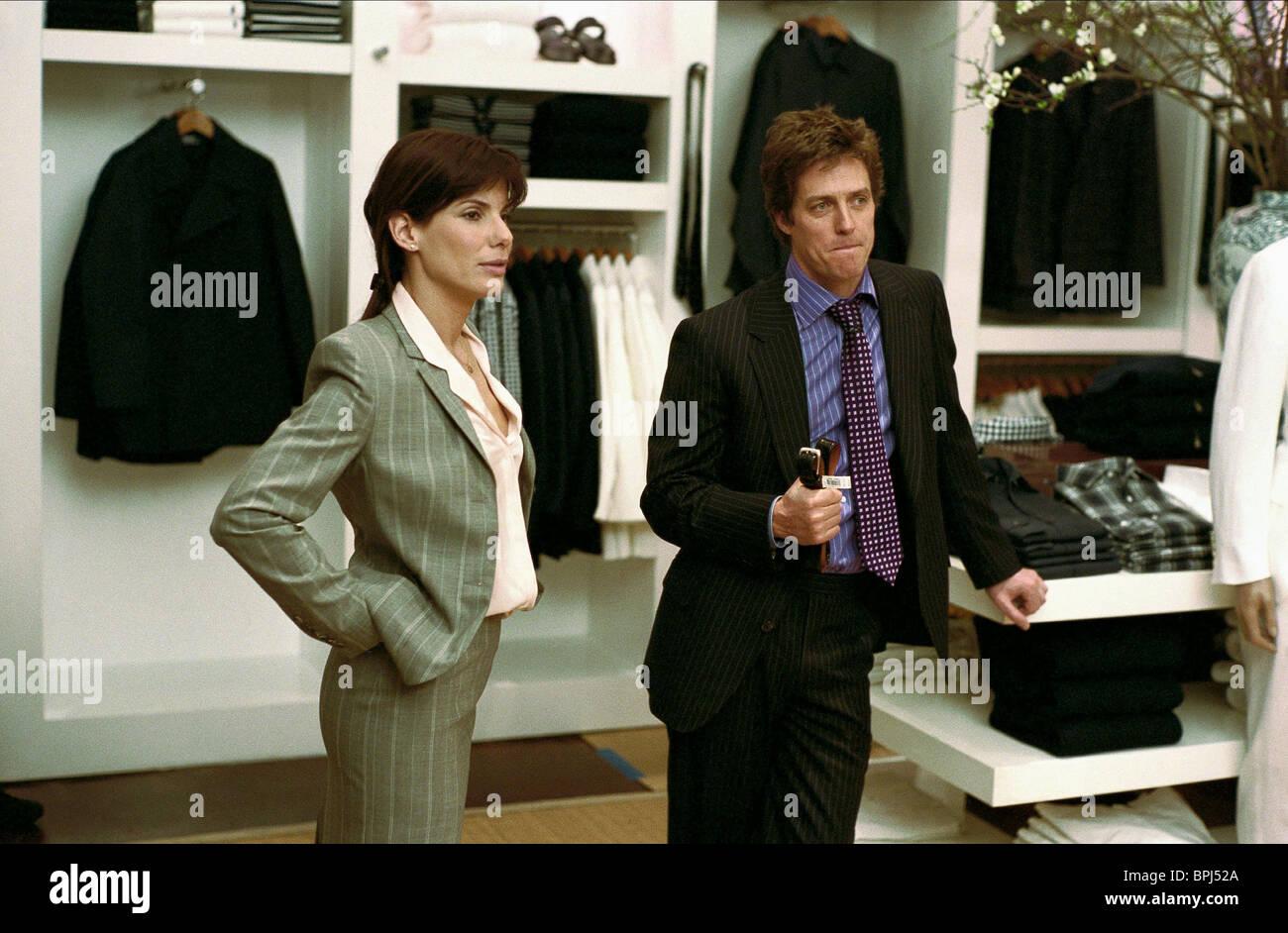 Sandra Bullock Hugh Grant Two Weeks Notice 2002 Stock Photo Alamy