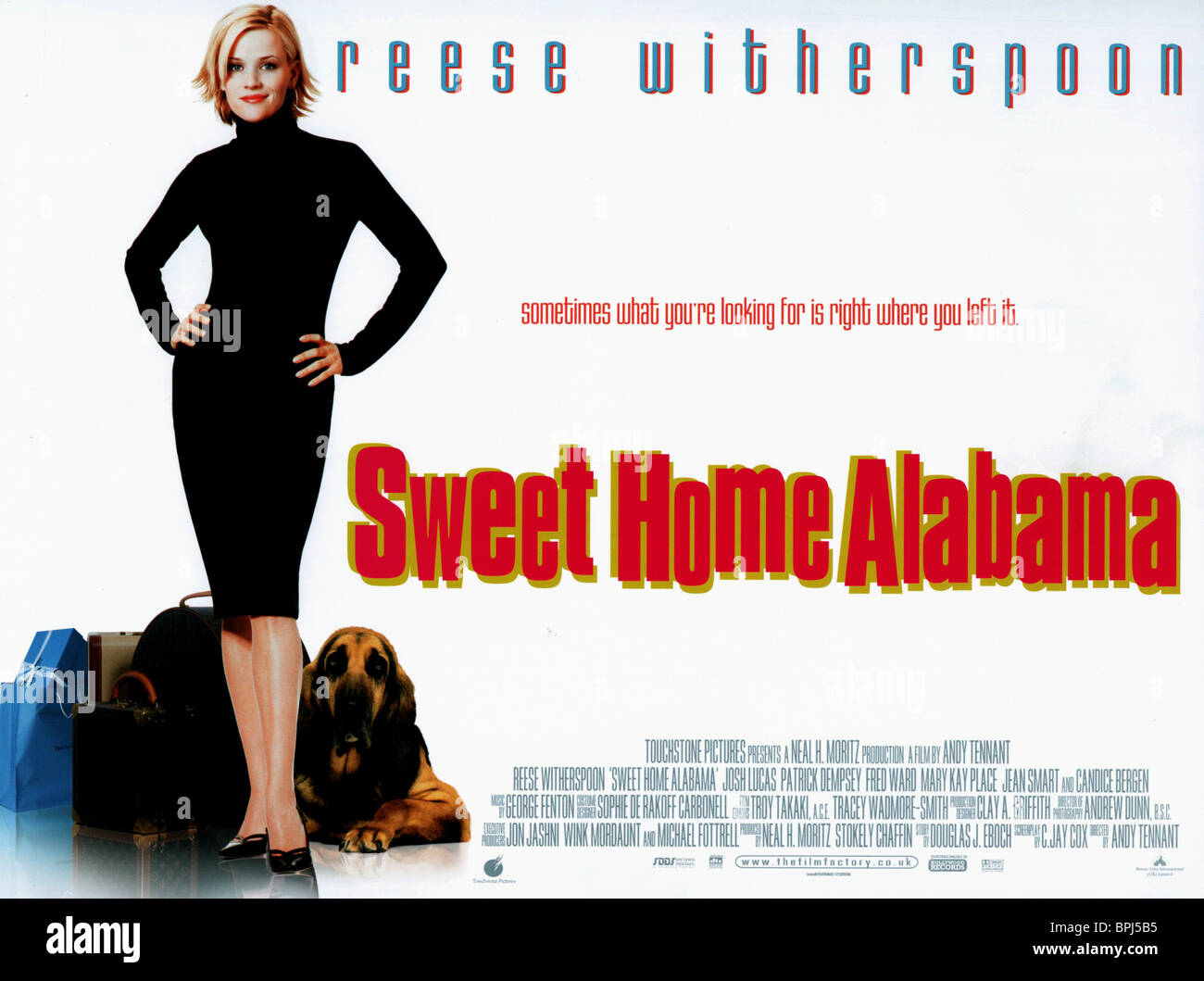 REESE WITHERSPOON SWEET HOME ALABAMA (2002 Stock Photo: 31132169 - Alamy