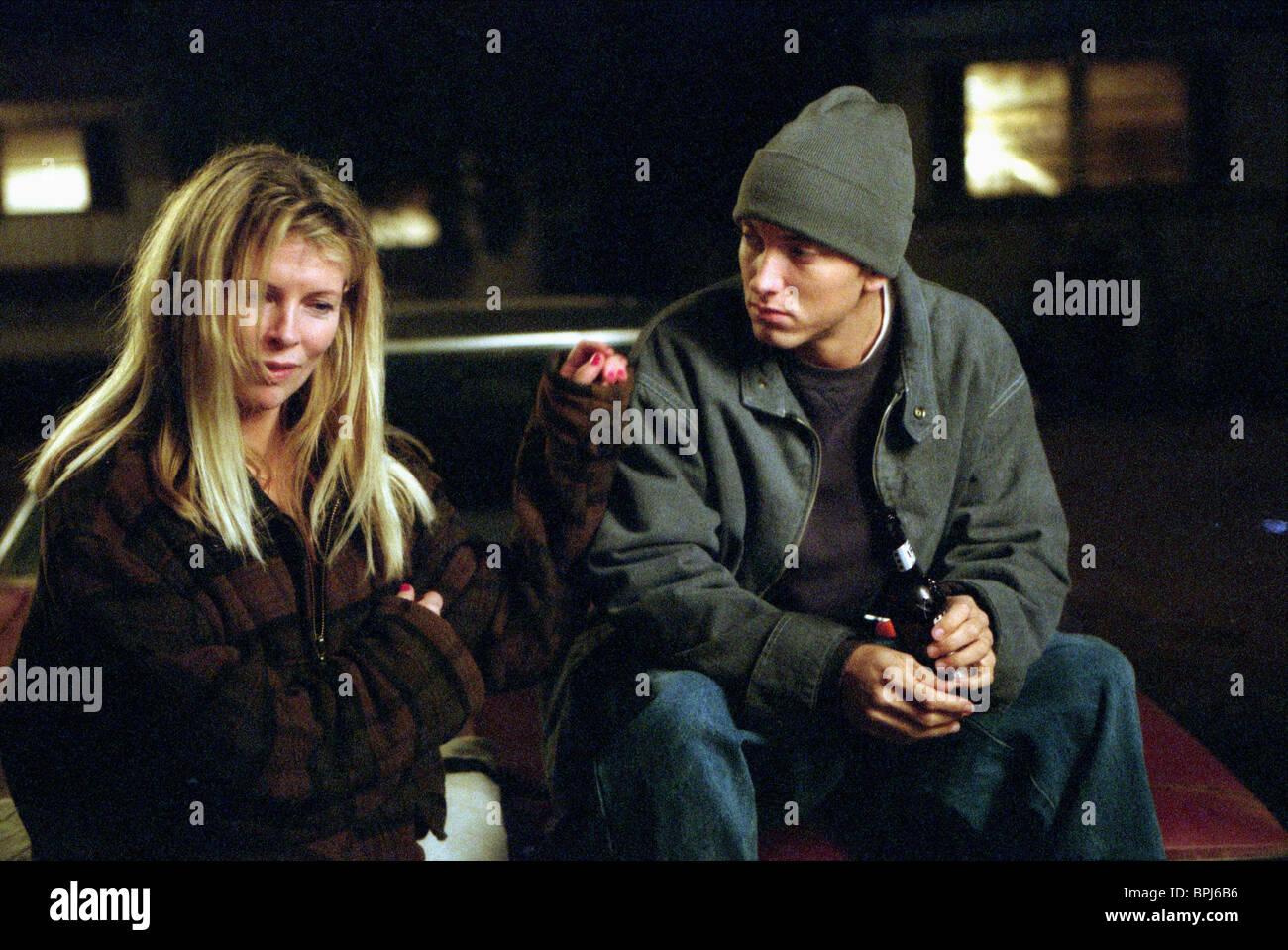Kim Basinger Eminem 8 Mile 2002 Stock Photo Alamy