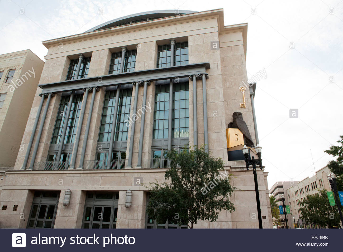 Jacksonville Public Library Florida High Resolution Stock Photography and  Images - Alamy