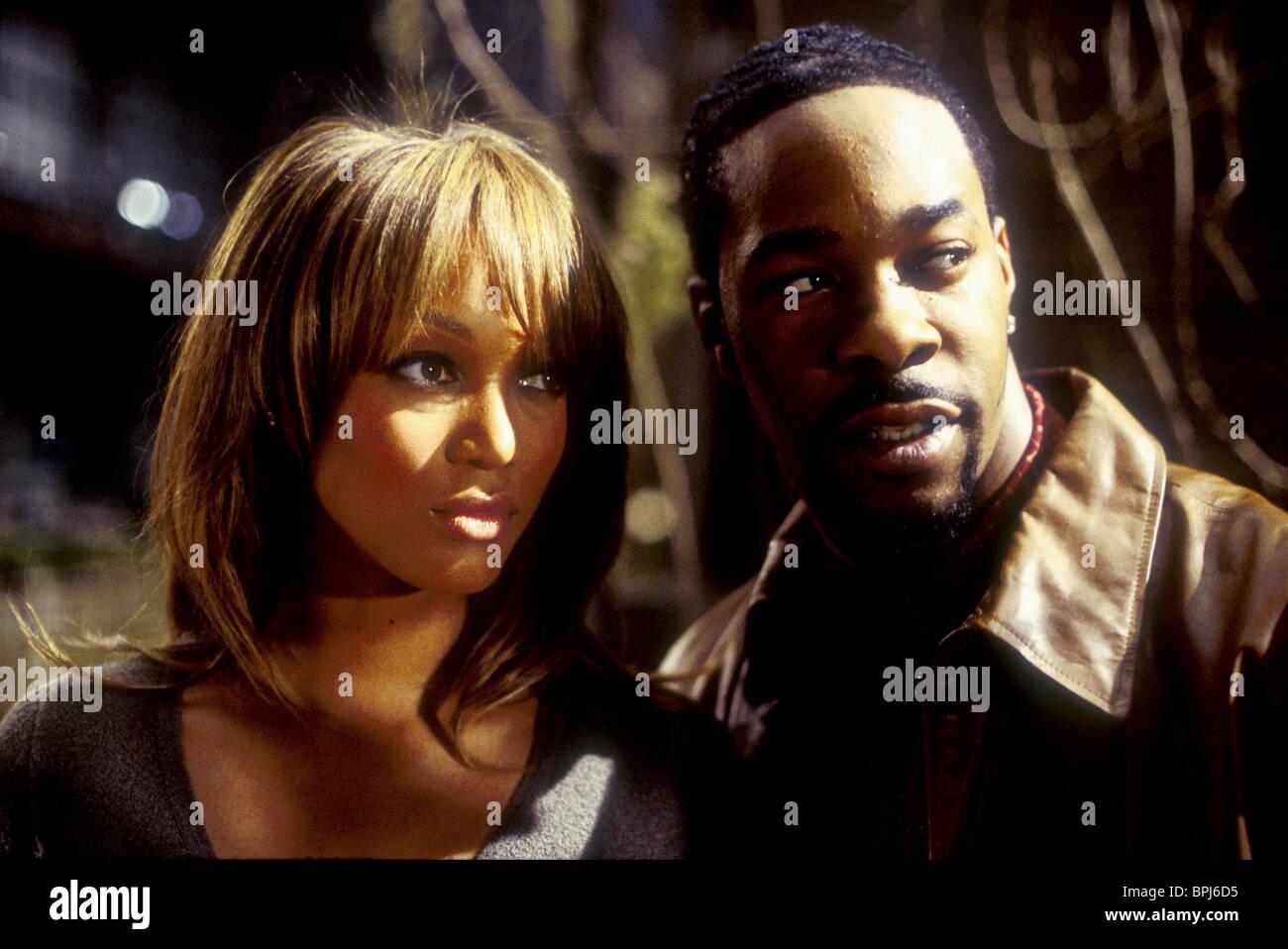 tyra banks & busta rhymes halloween: resurrection; halloween 8 (2002