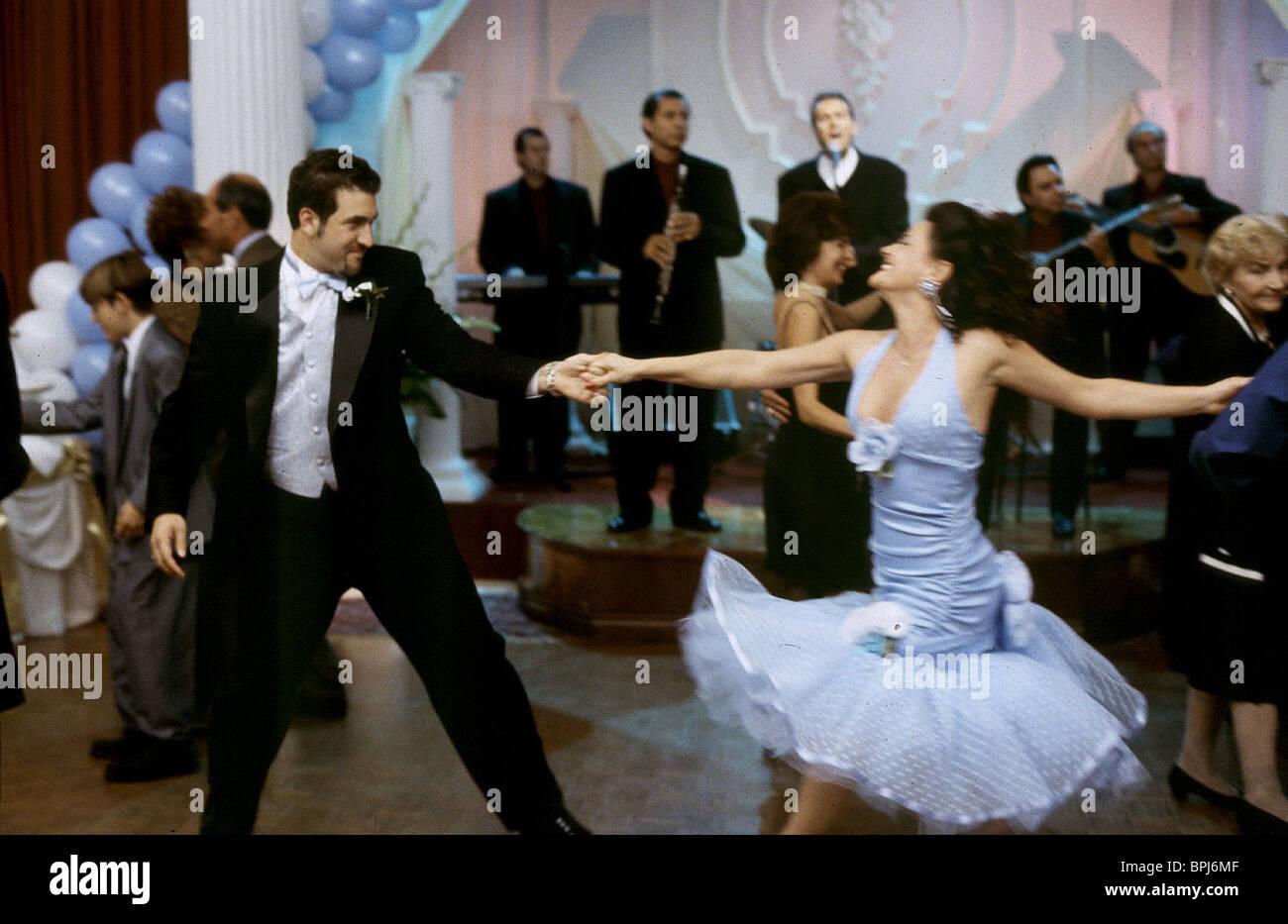 Joey Fatone Gia Carides My Big Fat Greek Wedding 2002 Stock Photo Alamy