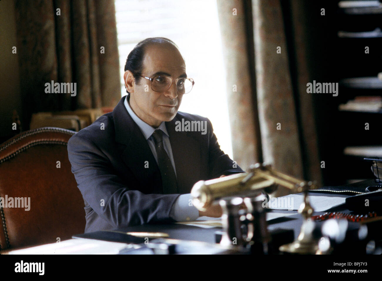 DAVID SUCHET LIVE FROM BAGHDAD (2002) - Stock Image