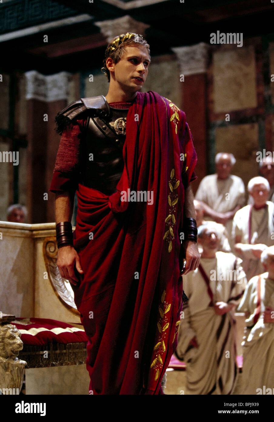 JEREMY SISTO JULIUS CAESAR (2002) - Stock Image