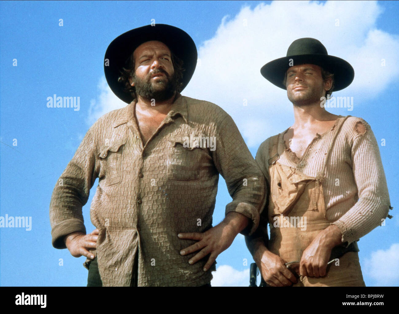 Bud Spencer Terence Hill Stock Photos Bud Spencer Terence Hill