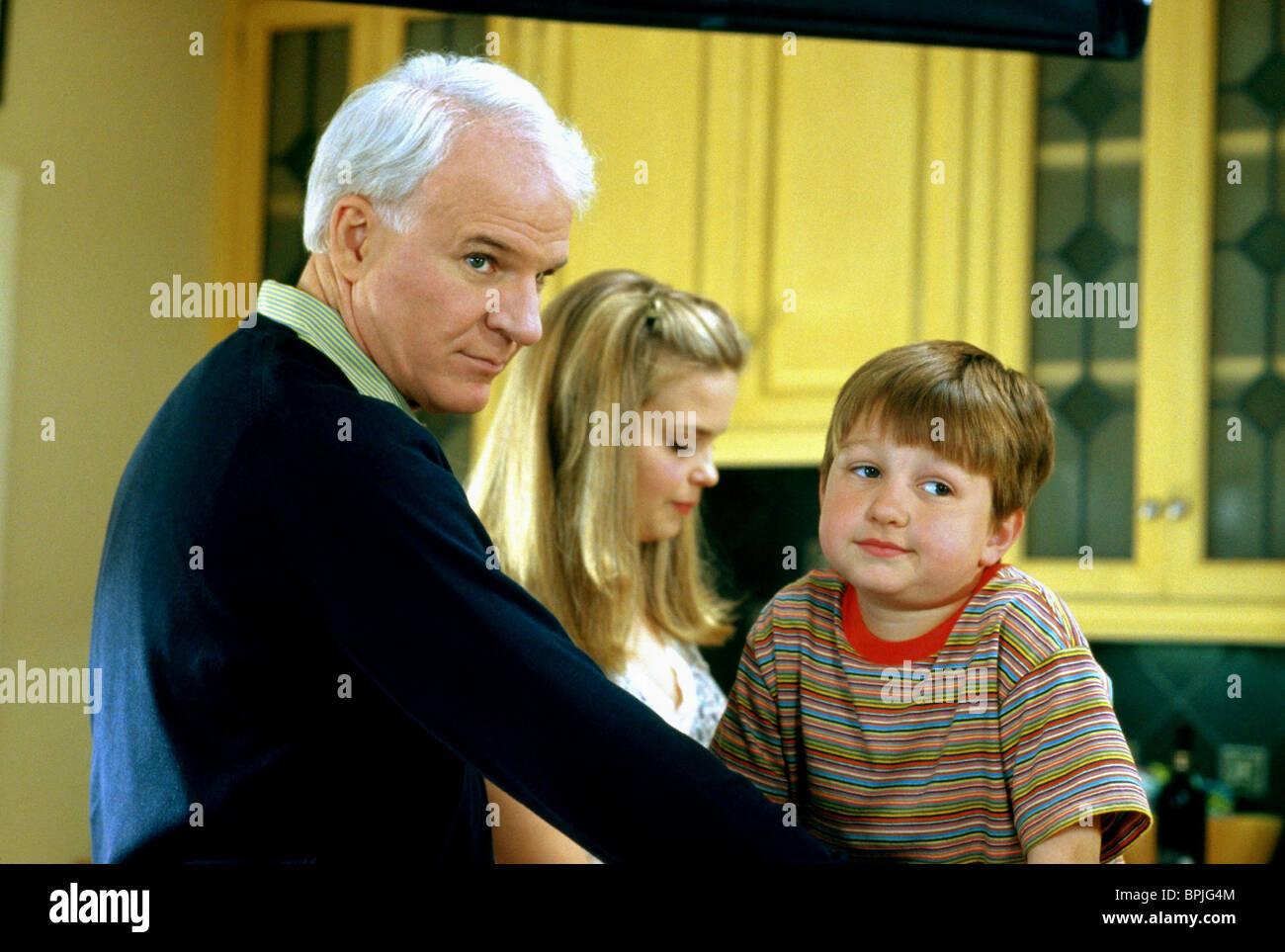 STEVE MARTIN KIMBERLY J. BROWN U0026 ANGUS T JONES BRINGING DOWN THE HOUSE  (2003)