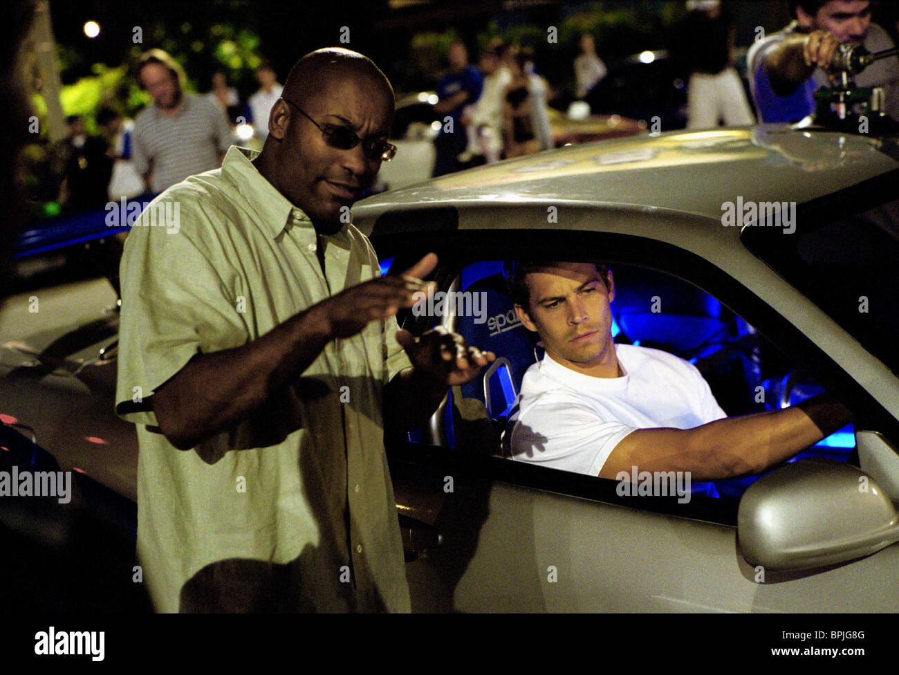 JOHN SINGLETON PAUL WALKER 2 FAST FURIOUS THE AND 2003