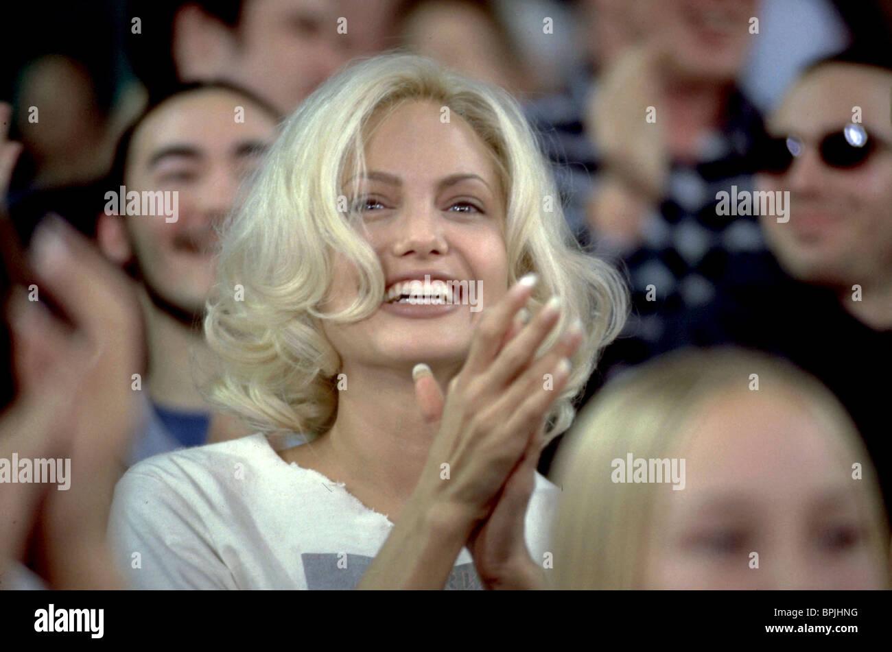 8745cd19b6eee ANGELINA JOLIE LIFE OR SOMETHING LIKE IT (2002 Stock Photo  31141868 ...