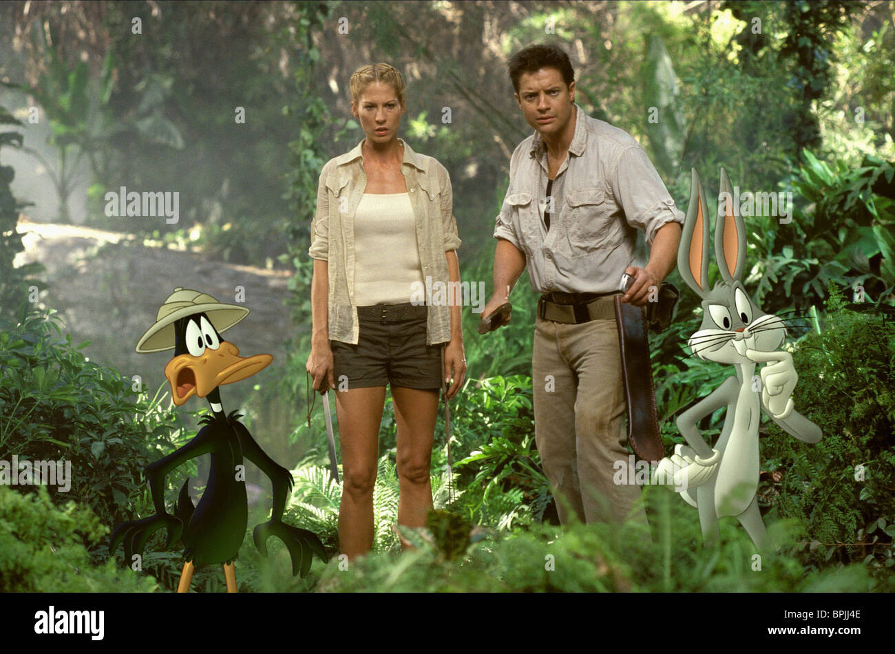 looney tunes back in action 2003 full movie