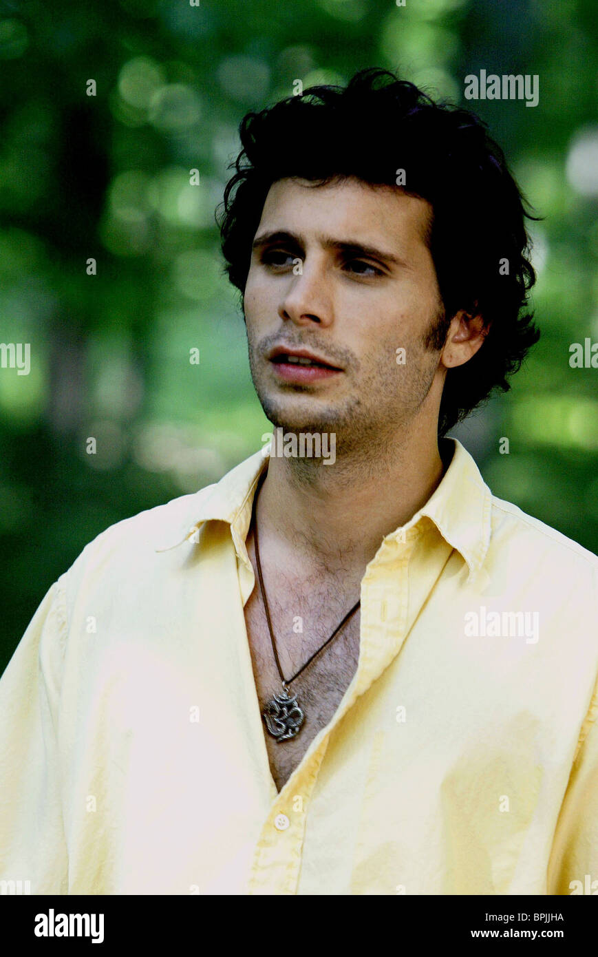 JEREMY SISTO WRONG TURN (2003) - Stock Image