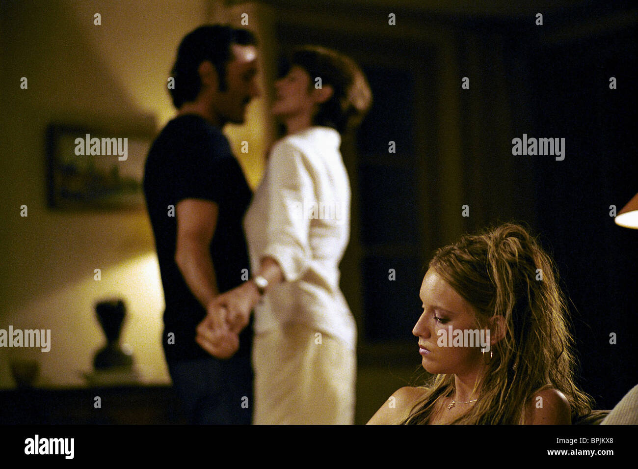Jean marie lamour charlotte rampling ludivine sagnier swimming pool stock photo 31143568 alamy for Charlotte rampling the swimming pool