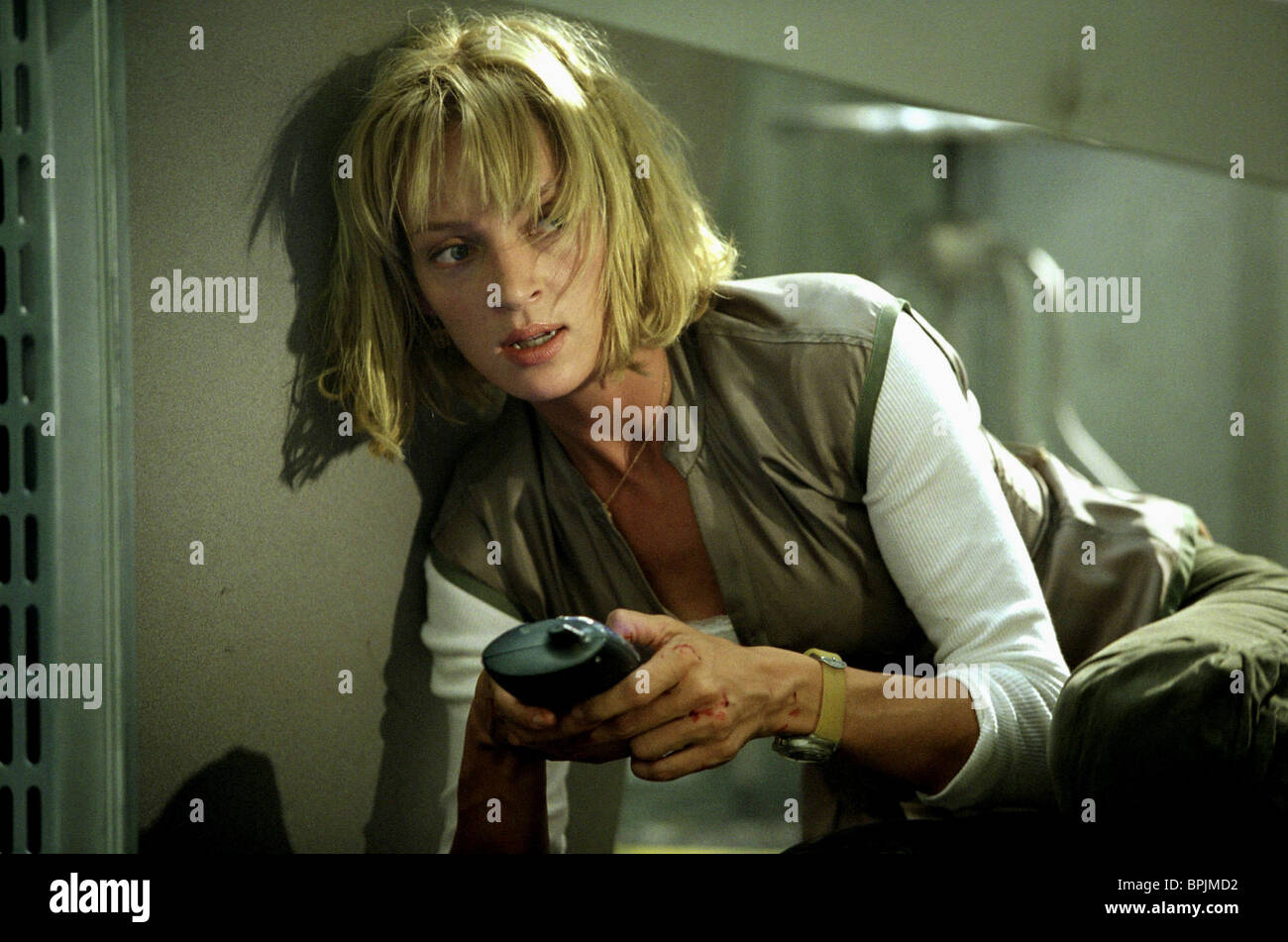 UMA THURMAN PAYCHECK (2003 Stock Photo: 31143982 - Alamy
