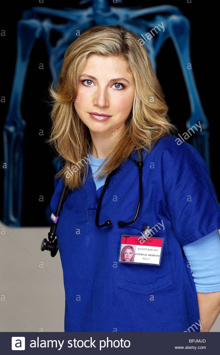 A Conversation with Scrubs Star Sarah Chalke