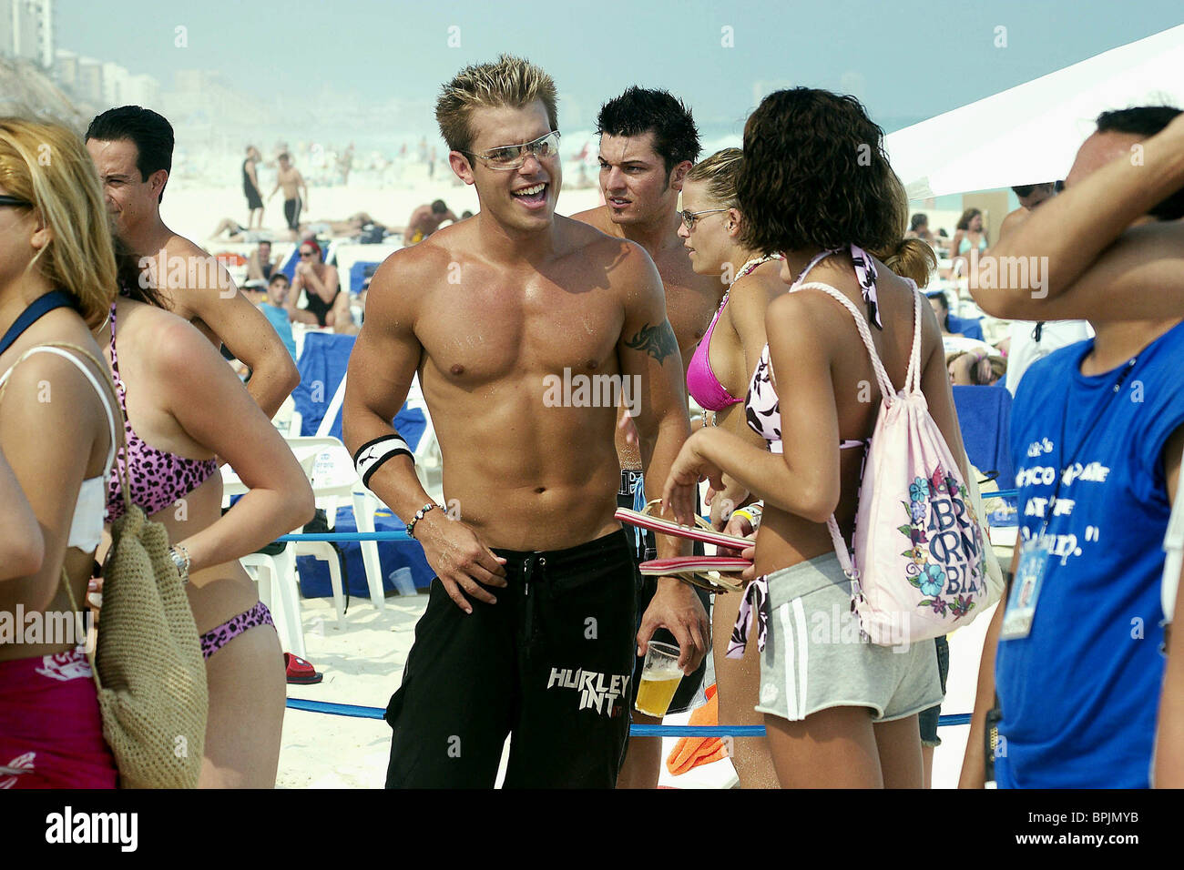 JEREMY THE REAL CANCUN (2003) - Stock Image