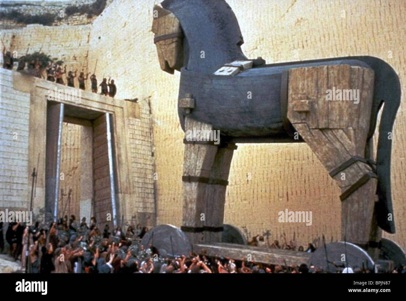 TROJAN HORSE THE ODYSSEY (1997) - Stock Image