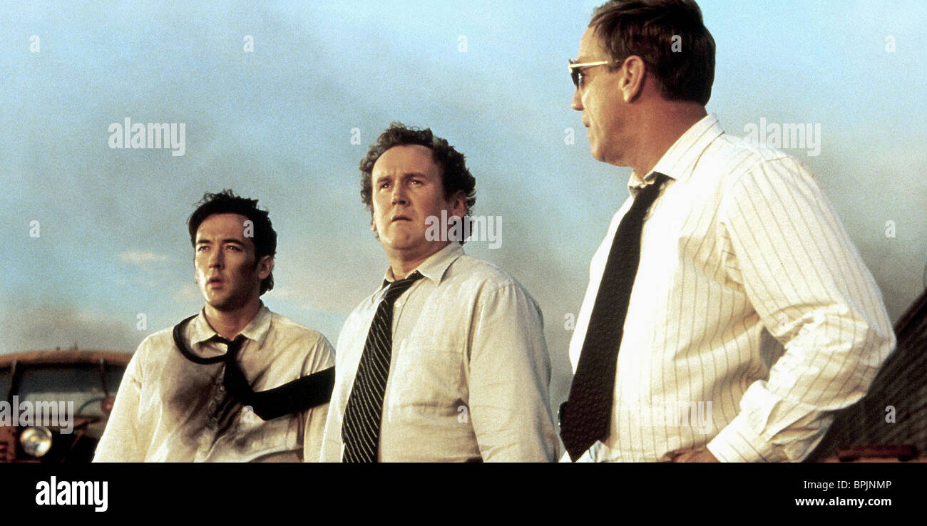 John Cusack Colm Meaney John Roselius Con Air 1997 Stock Photo Alamy