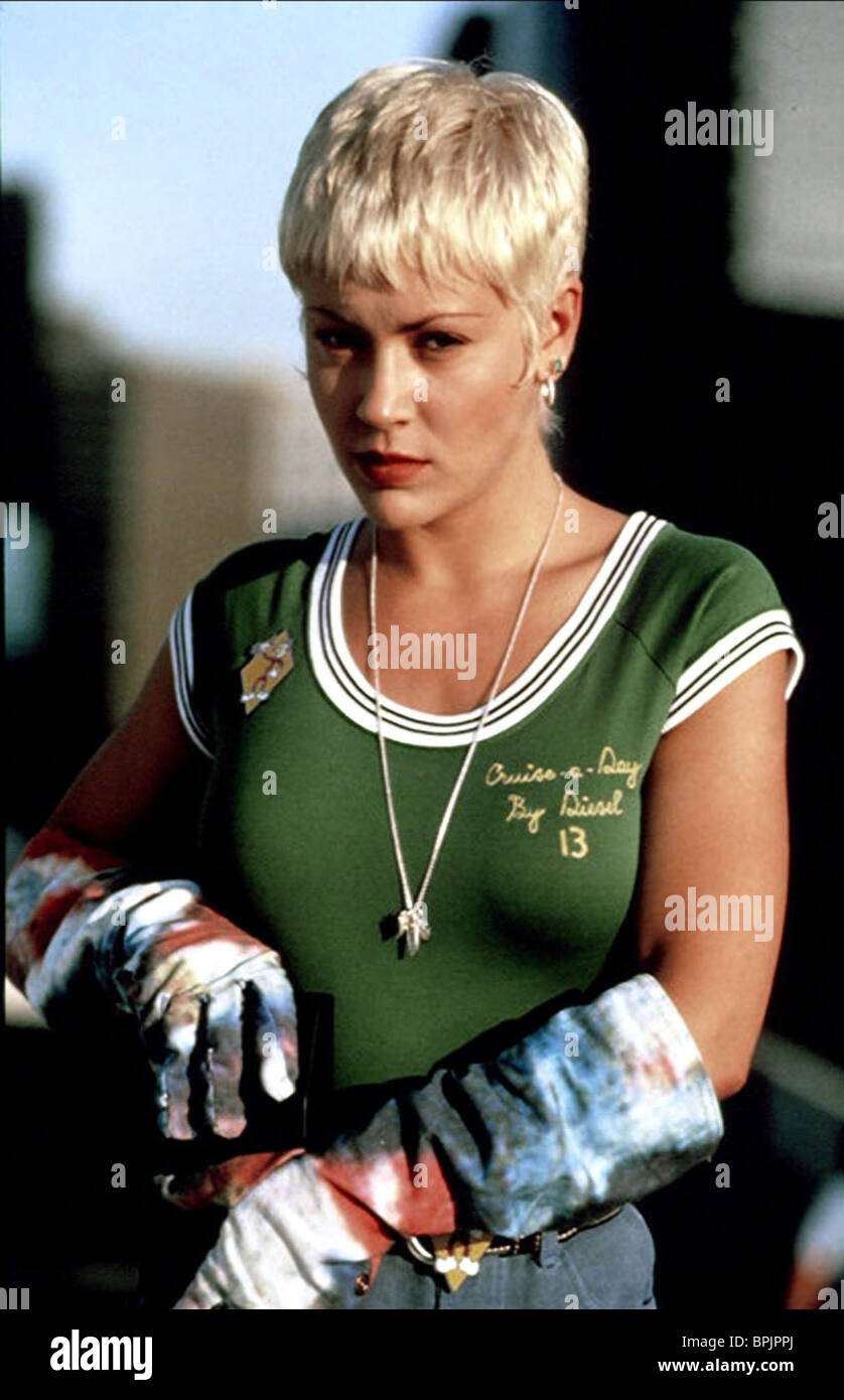 Alyssa Milano Double Dragon The Movie 1994 Stock Photo Alamy