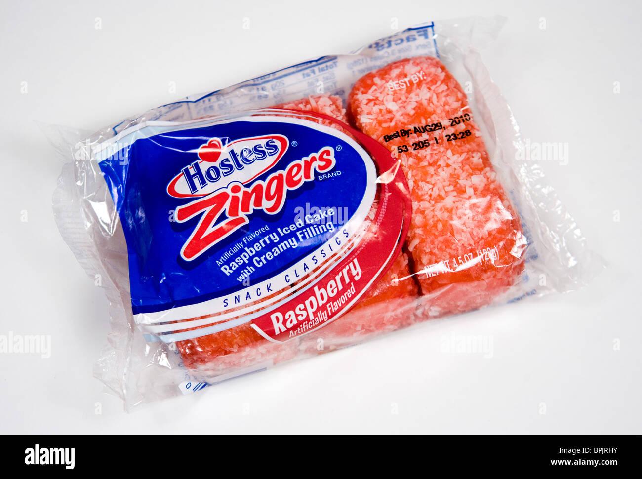 Hostess Raspberry Zingers Stock Photo: 31146471 - Alamy