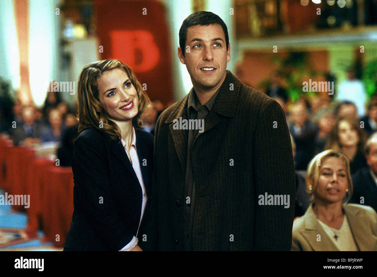 Mr Deeds And Winona Ryder High Resolution Stock Photography And Images Alamy
