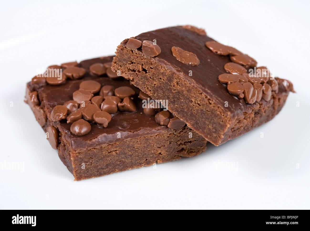 Tastykake fudge nut brownie.  - Stock Image