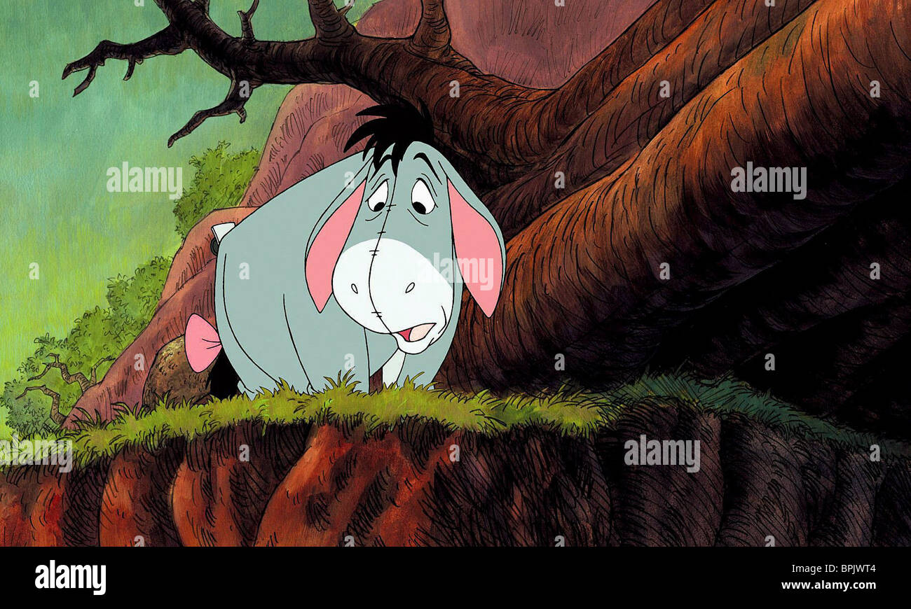 EEYORE PIGLET'S BIG MOVIE (2003) - Stock Image
