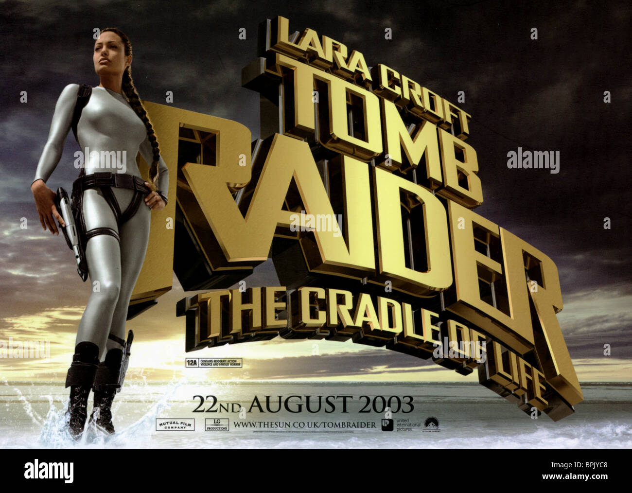 Angelina Jolie Poster Lara Croft Tomb Raider 2 The Cradle Of Life