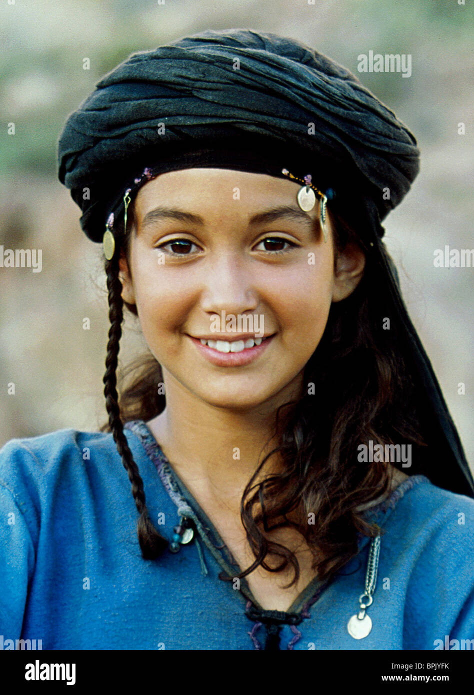 BIANA TAMIMI THE YOUNG BLACK STALLION (2003) - Stock Image