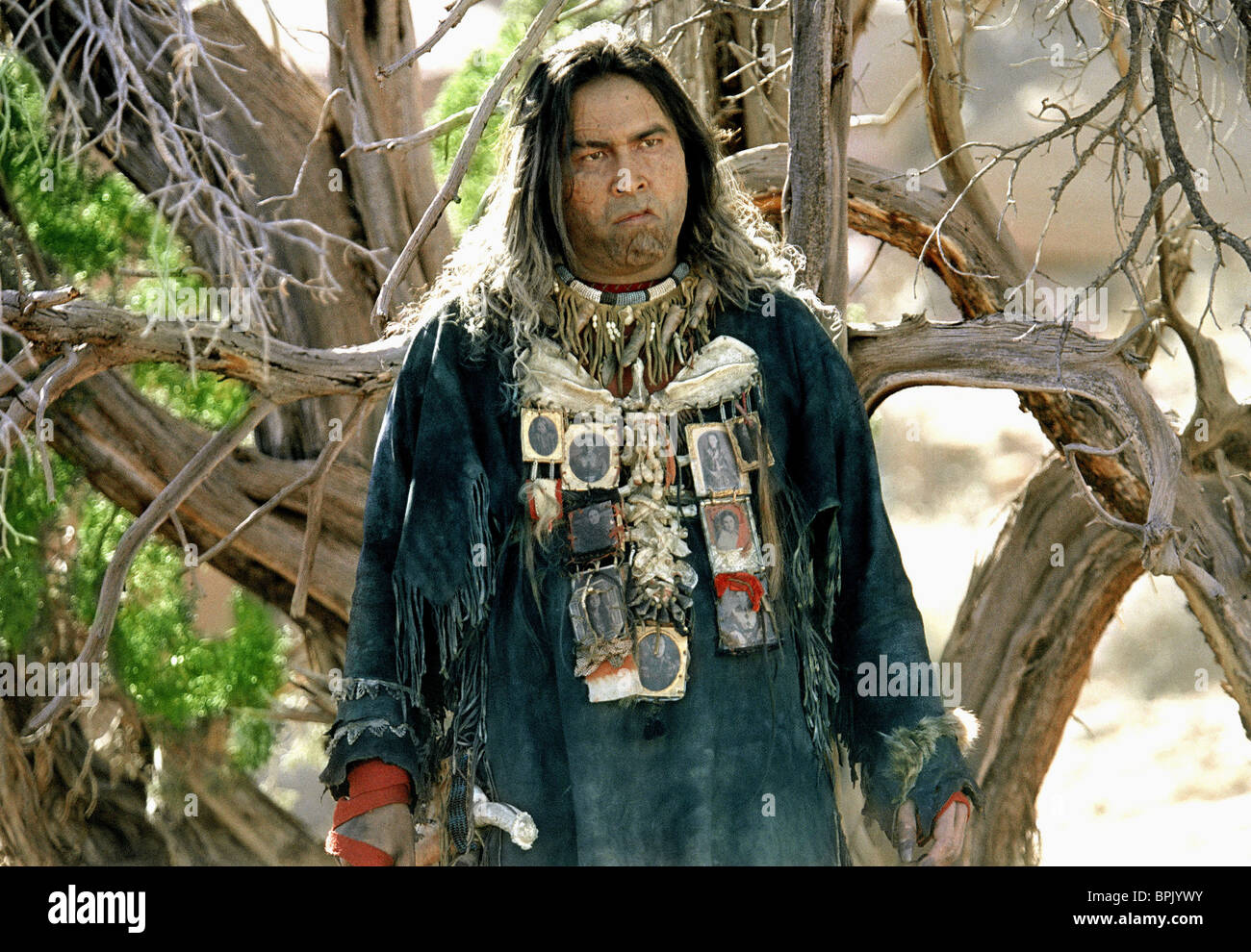 Eric Schweig – The last of the mohicans (1992)  uncas :